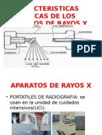 Caracteristicas Basicas de Los Aparatos de Rayos x