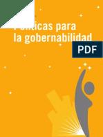Políticas para la gobernabilidad. Experiencia Rosario