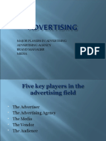major players in advertising