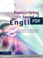 Paul Tench Transcribing the Sound of English A Phonetics Workbook for Words and Discourse  2011.pdf