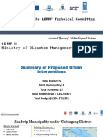 LDRRF Urban Schemes in Chittagong, Chuadanga, Jhenaidah, Netrokona, Rajbari,