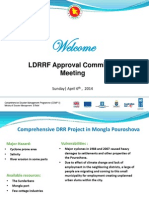 DRR Project in Mongla Pouroshova