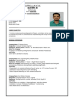 Nouras IT CV