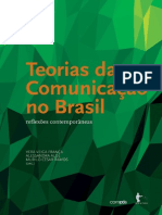 Teorias Da Comunicacao No Brasi - Vera Veiga Franca, Alessandra A