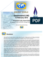 Queensland LNG Presentation