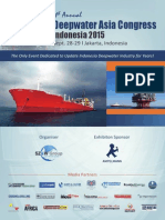 Final Agenda-4th Deepwater Asia Congress%2c Indonesia 2015