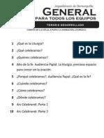 ARQUIDIÓCESIS de BARRANQUILLA - Curso General Para Los Equipos de Liturgia