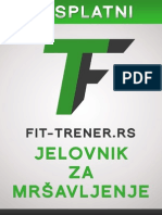 148935823 Besplatan Jelovnik Fit Trener