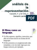 Cassetti Representación (parte cap 3 y cap 4)