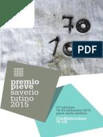 Premio Pieve 2015
