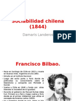 Sociabilidad chilena (1844)