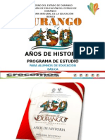 450 Años de Historia