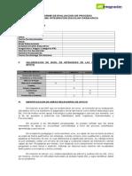 Odelo Informe Proceso