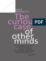 LjiljanaRadenovic the Curious Case