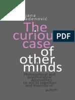 LjiljanaRadenovic the Curious Case