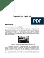 Locomotiva electrica