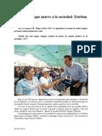 04.05.2014 Comunicado Mujeres, Eje Que Mueve a La Sociedad Esteban