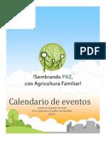 Calendario de Eventos AIAF Colombia 2015