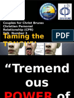 CPR Talk 3 Taming the Tongue (RonieColomaCFCBrunei) 07.2014.pptx