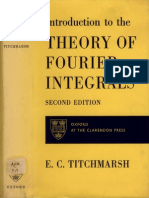 Titchmarsh-IntroductionToTheTheoryOfFourierIntegrals[1]
