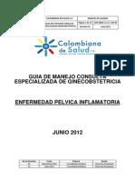 Enfermedad Pelvica Inflamatoria Colombia