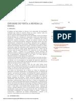 Ecovida_ Informe de Visita a Minera La Zanja