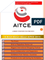 Aitce Presentation 2015 for Embassy