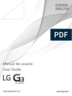 Manual LG G3