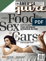 Esquire - November 2015 USA