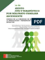 Programa MFA - Maltrato Familiar Ascendente