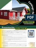 Catalogo Casas 2015 estgh