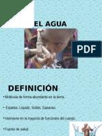 El Agua _ Quimica