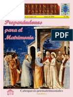 Boletin 286 - Preparándonos Para El Matrimonio. Catequesis Prematrimoniales. Guía Básica-3