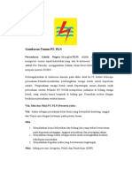 Spesifikasi Teknis PLTGU Gresik