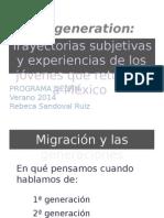 ¿Qué es la generación 1.5?