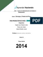 Enología Argentina