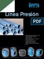 Pvc Linea Presion