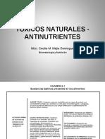Toxicos Naturales- Antinutrientes.ppt