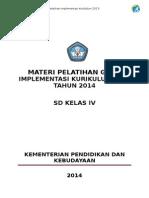 Buku II Untuk Kelas IV Untuk in Dan GS (28 Maret)