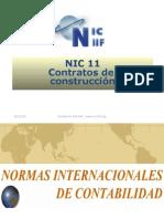 NIC 11.11