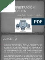 3 Administracion Publica