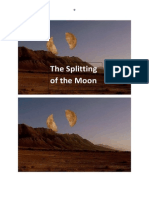 The Splitting of the Moon