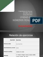 Ejercicios - Unidad 01