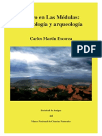 El Oro en Las Medulas - Su Geologia y Arqueologia
