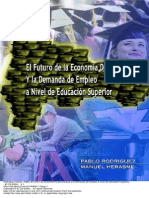 El Futuro de La Econom a Dominicana y La Demanda de Empleo a Nivel de Educaci n Superior 1 to 113