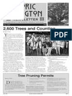 Historic Irvington Newsletter - 2015 Fall