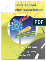 2015 FSCA Convention Program