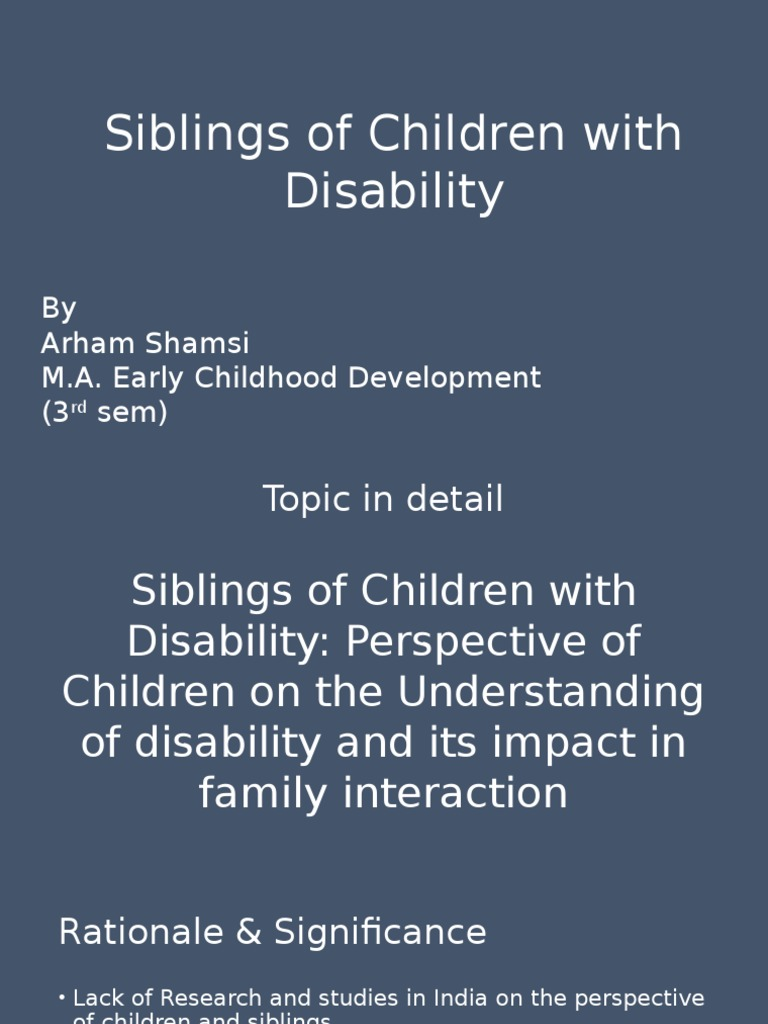 Dissertation on developmental psychology