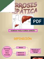 Cirrosis hepatica y complicaciones
