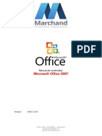 Manual Office 2007 version 2015